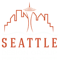 Seattle Design Group Website Development Logo